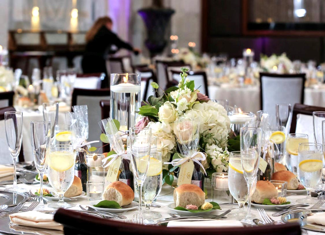Albany Wedding Catering Corporate Events Receptions